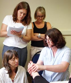 London Reflexology Course