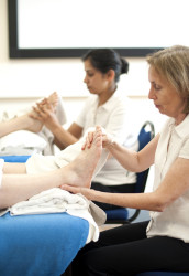 complementary therapy training london at Richdales