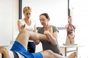 London Sports Massage Course