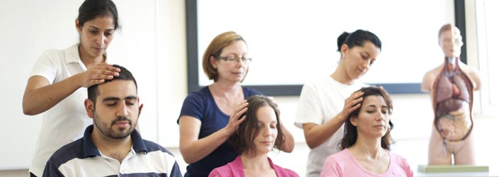 indian head massage course