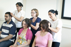 Indian Head Massage Course in Londonificate