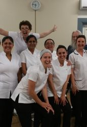 students from our latest massage courses in london