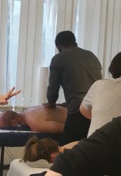 weekday massage courses in london
